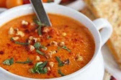 آموزش درست کردن سوپ مخصوص فصل بهار