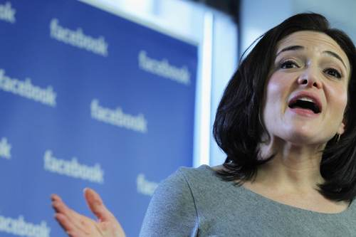 توصیه های مدیر ارشد فیسبوک برای زنان
