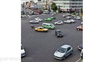 نگاهی به فرهنگ مردم ایران در زمینه رانندگی