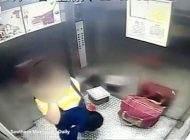 لو رفتن زایمان پنهانی دختر 15 ساله با دوربین مداربسته