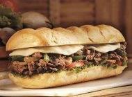 طرز تهیه ساندویچ استیک با فیله گاو خوشمزه