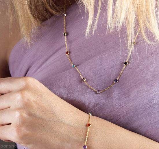شیک ترین مدل های جواهرات ایرانی برند بارانا