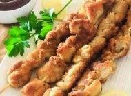 آموزش درست کردن کباب مرغ سوخاری خوشمزه