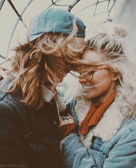 عکس های عاشقانه دونفره همسران زیبا