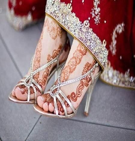 مدل های زیبای صندل زنانه هندی شیک و متفاوت