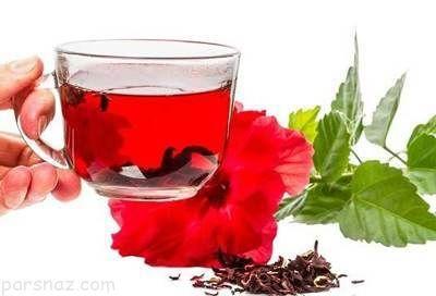 چای ترش دمنوش تابستانی که معجزه می کند