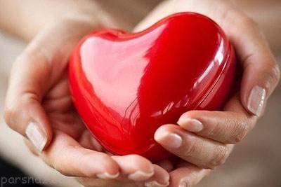 اس ام اس های جدید عاشقانه درباره قلب