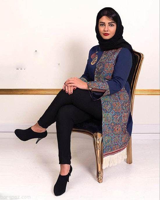 عکس های ازدواج سیما خضرآبادی بازیگر جوان ایرانی