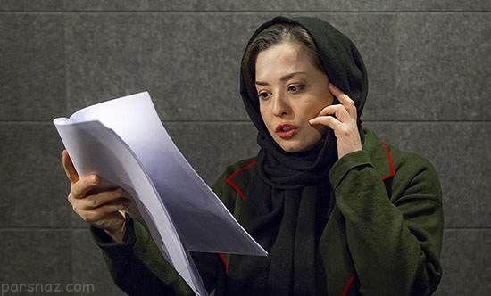 گفتگو با مهراوه شریفی نیا درباره حضورش در سینما