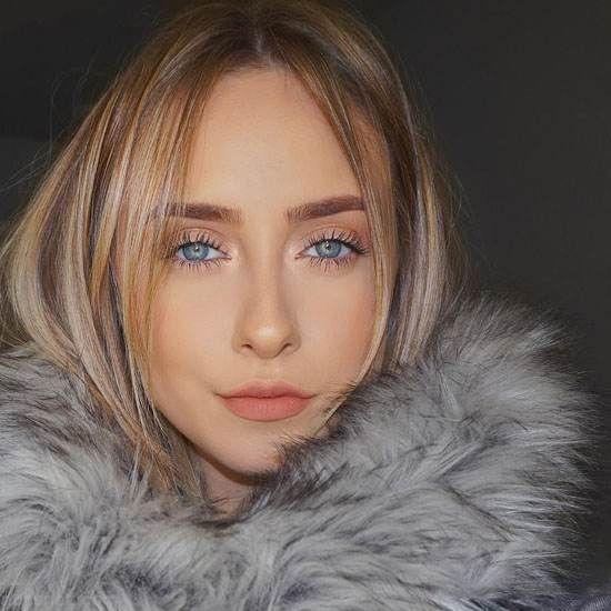 مدل های آرایش ملایم زیبا و جدید از Kristina