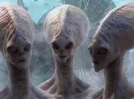 نظریه بازدید موجودات فضایی از انسان ها در زمین