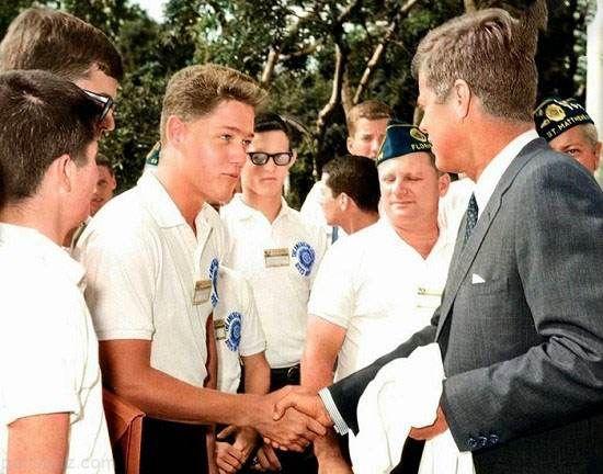 رهبران مشهور جهان را در دوران جوانی ببینید