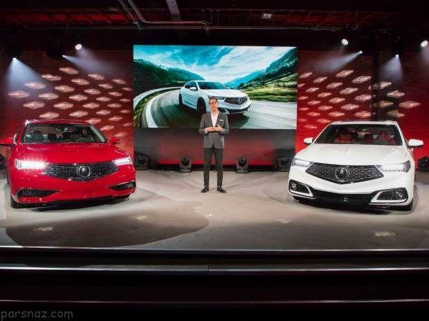 نمایشگاه خودرو نیویورک 2017 به روایت عکس