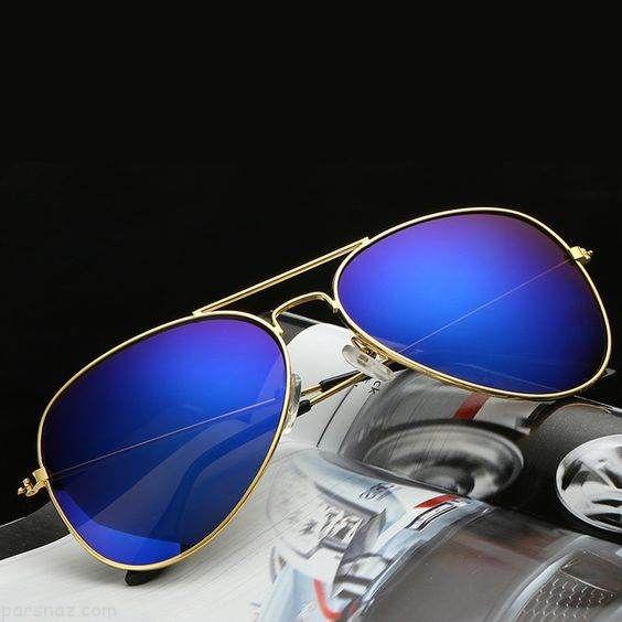 مدل عینک آفتابی زنانه -سری (12)
