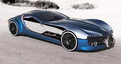 خودروهای سوپرلوکس بوگاتی آتلانتیک را بشناسید