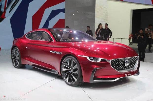 بهترین خودروهای نمایشگاه شانگهای چین 2017