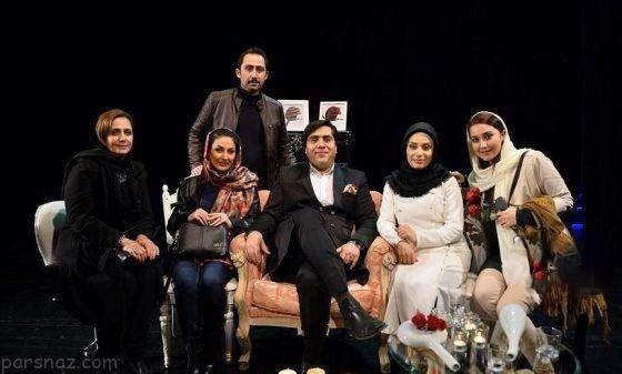 صبا راد مجری تلویزیون با مانی رهنما ازدواج کرد +عکس