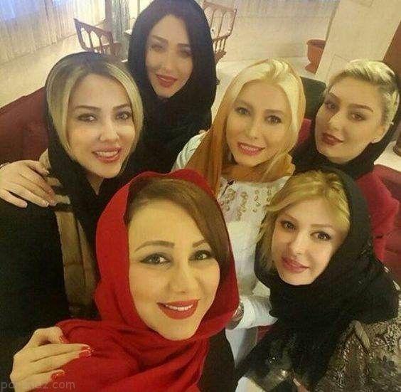 جدیدترین عکس های لیلا اوتادی بازیگر زیبای ایرانی
