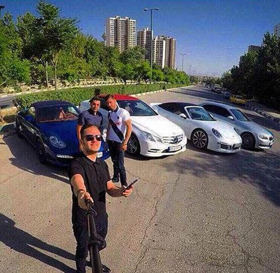 زندگی به سبک بچه پولدارهای ایرانی در شمال تهران