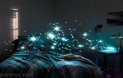 چگونه در هنگام خواب صحنه ها را کنترل کنیم؟