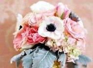 دسته گل عروس زیبا و شیک بهار 96 -2017