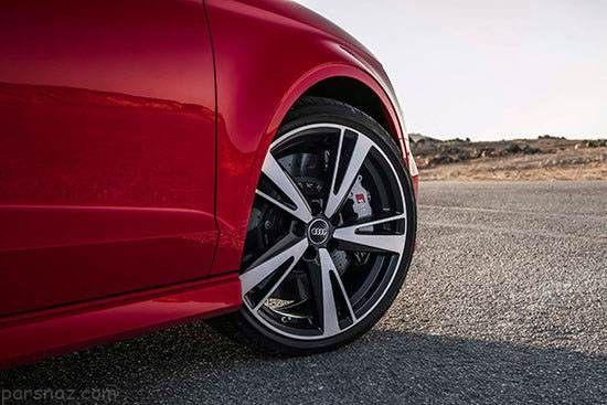 بررسی خودرو آئودی RS3 هیجان همراه با ابهت