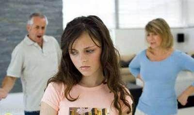همراهی والدین با نوجوانان در سن بلوغ