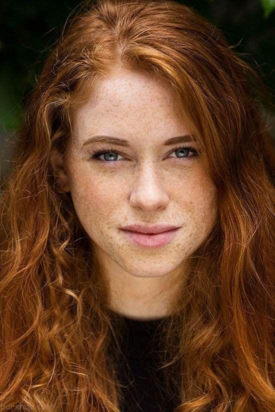 جذاب ترین و زیباترین دختران مو قرمز جهان را بشناسید