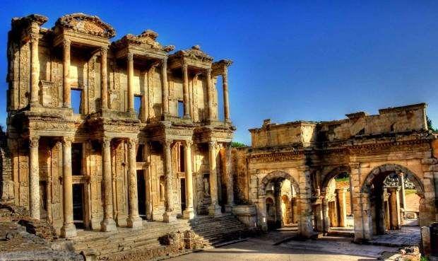معرفی دیدنی های شگفت انگیز تاریخی کشور ترکیه