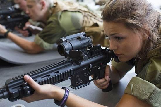 عکس های ناب و جدید از دختران زیبا و جذاب ارتش نروژ