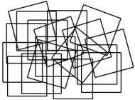 تست هوش تصویری دشوار چهارگوش ها