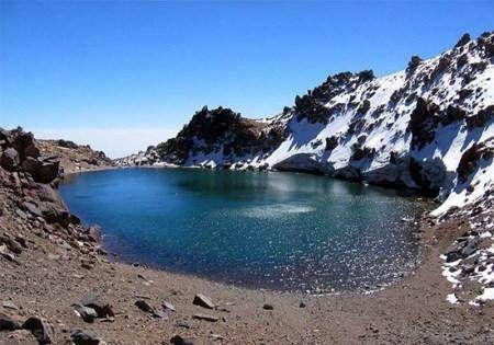 همه کوه های آتشفشانی ایران را بشناسید