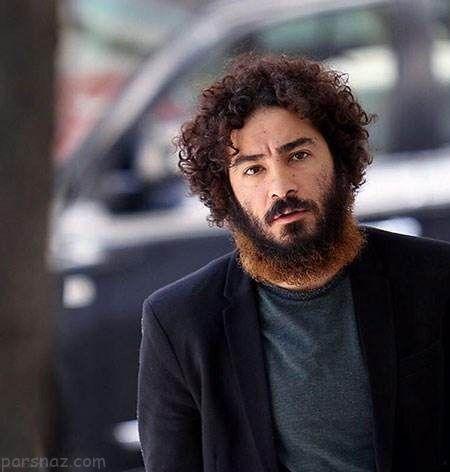 تیپ های عجیب نوید محمدزاده را ببینید