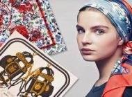 کلکسیون زیباترین روسری ها با طرح های خیره کننده