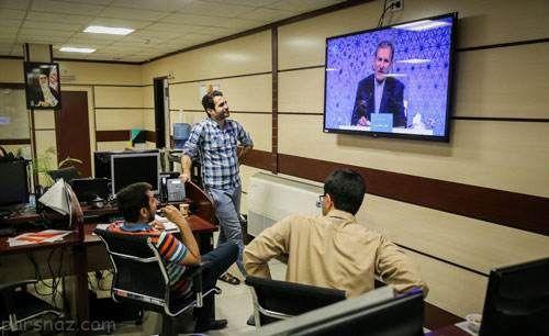 تلویزیون رقیب همیشه بازنده شبکه های اجتماعی