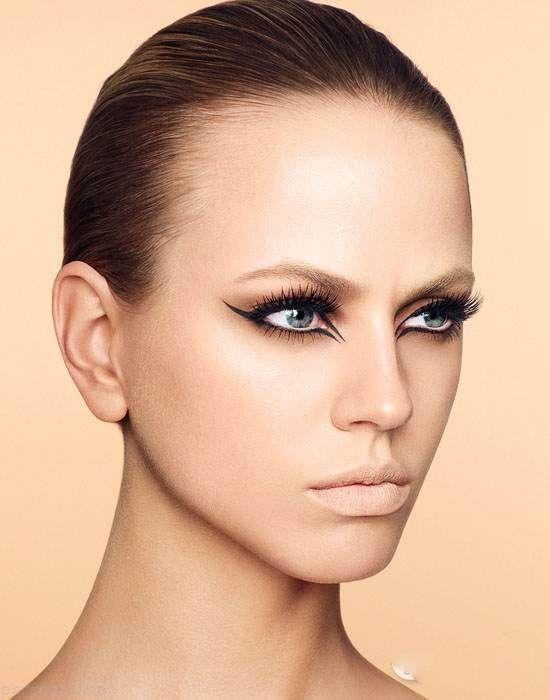 شیک ترین مدل های جذاب آرایش صورت مو و ناخن