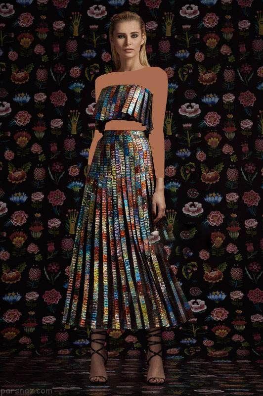 بهترین مدل های لباس مجلسی شیک Rami Kadi