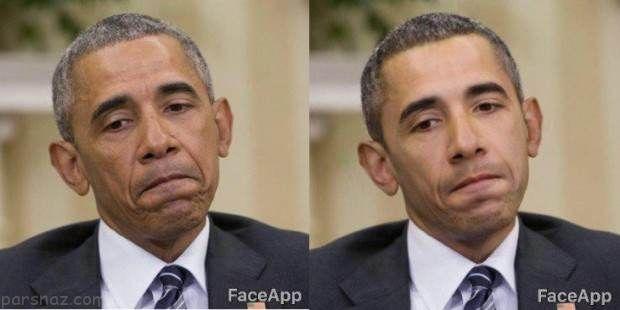 درباره عملکرد هوش مصنوعی در برنامه Face App