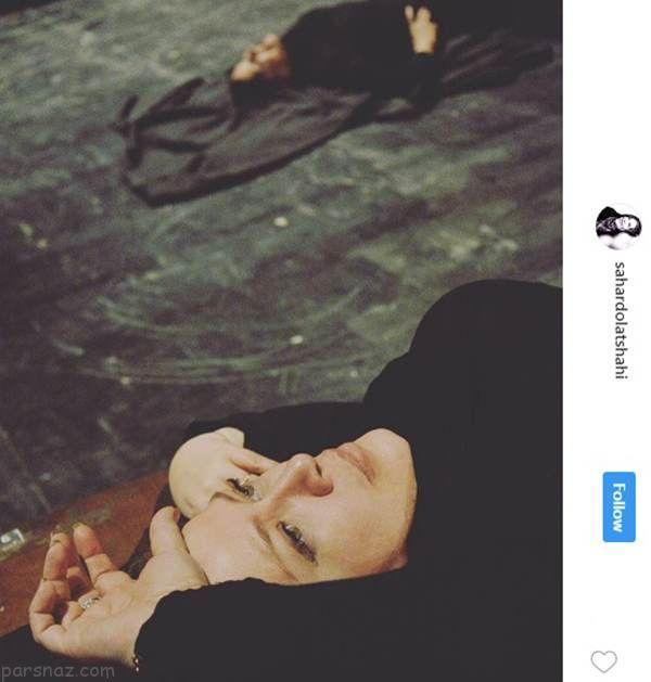 نگاهی به صفحات اینستاگرام ستاره های مشهور ایرانی