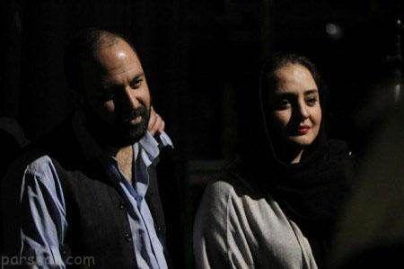 نرگس محمدی بازیگر مشهور با علی اوجی نامزد کرد +عکس