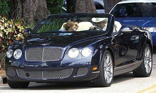 زنان هالیوودی که صاحب لوکس ترین ماشین ها هستند