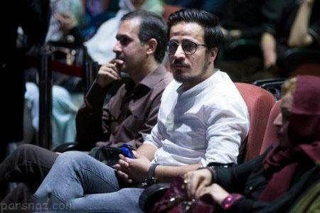 بازیگران و ستاره ها در چهلم مرحوم عارف لرستانی