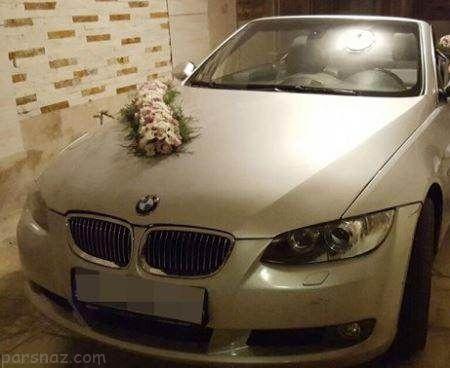 ماشین عروس رایگان برای افراد بی بضاعت