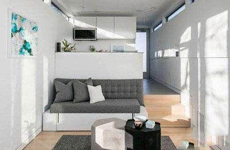 ترفندهای چیدمان و دکوراسیون در خانه های با متراژ کم