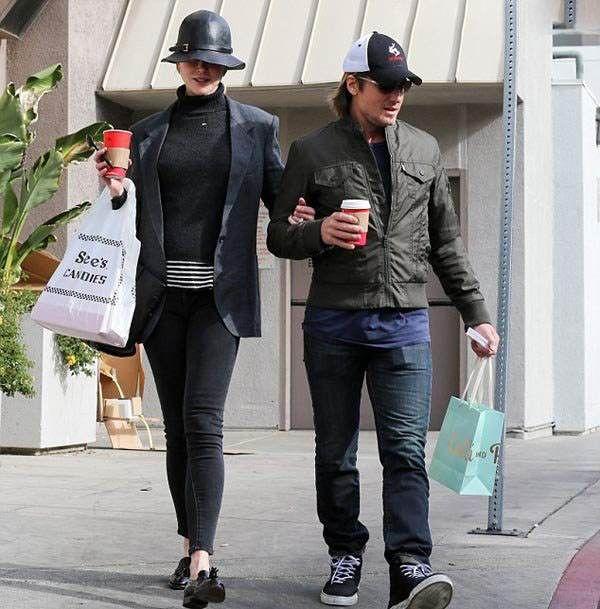 خوش گذرانی نیکول کیدمن و همسرش در کالیفرنیا