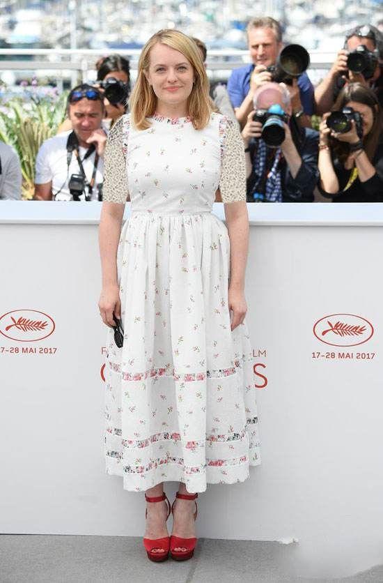 ستاره ها و زیبارویان هالیوودی در جشنواره کن 2017