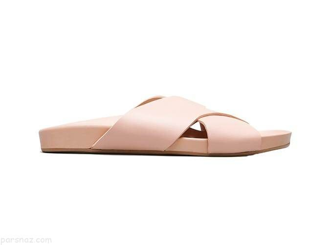 کفش های زنانه زیبا مد تابستان 96 - 2017