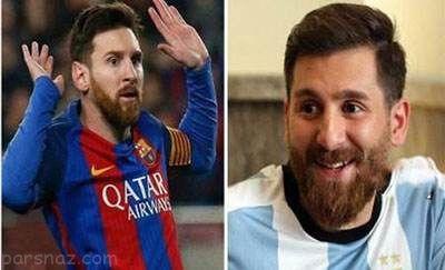 بدل مشهورترین بازیکنان فوتبال جهان را بشناسید