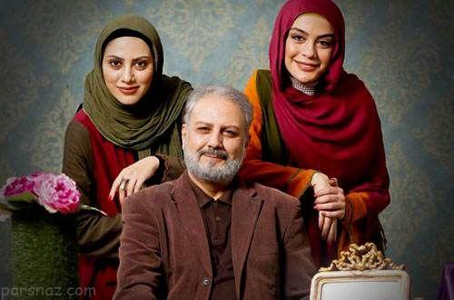 زندگی خصوصی و هنری مارال فرجاد بازیگر ایرانی