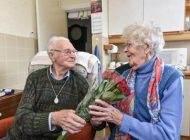قرار ازدواج زوج 100 ساله در انگلستان